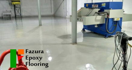 Jasa Cat Epoxy Lantai Coating Gudang